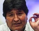 Cựu Tổng thống Bolivia nói sẵn sàng quay về nếu được dân yêu cầu