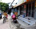 Làm đường Nguyễn Hữu Cảnh, nhà thành