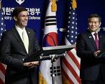 Bộ trưởng Quốc phòng Mỹ: Hàn Quốc là nước giàu, nên trả thêm tiền duy trì lính Mỹ