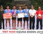 Giải chạy Kizuna Ekiden 2019: Ngày hội thể thao gắn kết tình hữu nghị
