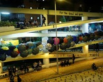 Việt Nam đã đưa 40 sinh viên tại Hong Kong về nước giữa biểu tình