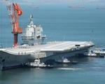 Tàu sân bay nội địa Trung Quốc vào Biển Đông tập trận