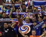 1.800 CĐV Thái Lan sẽ ngồi khu riêng trên sân Mỹ Đình