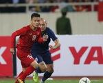 Xếp hạng bảng G: Việt Nam tiếp tục dẫn đầu đến tháng 3-2020