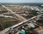 Chủ đầu tư thiếu nợ, cao tốc Bến Lức - Long Thành có nguy cơ dừng thi công