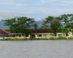 26 trường ngập nặng sau bão, hơn 14.000 học sinh Bình Định chưa thể tới trường