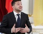 Vụ luận tội ông Trump: Tổng thống Ukraine nói