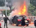 Khởi tố vụ án nữ tài xế xe Mercedes gây tai nạn liên hoàn