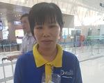 Nhân viên sân bay trả lại hơn 95 triệu đồng cho khách bỏ quên