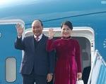 Thủ tướng tới Busan dự thượng đỉnh đặc biệt Hàn Quốc - ASEAN