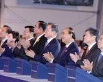 Thủ tướng Nguyễn Xuân Phúc dự lễ động thổ xây dựng thành phố thông minh của Hàn Quốc
