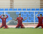 Quang Hải, Văn Hậu dự bị trận đấu với U22 Brunei