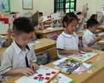 Sẽ giao quyền cho các trường chọn sách giáo khoa lớp 1