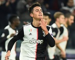 Ronaldo mờ nhạt, Juventus vẫn khuất phục Atletico Madrid nhờ Dybala