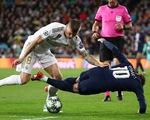 Real Madrid đánh mất chiến thắng dù dẫn trước PSG 2-0
