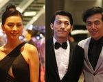 Ngô Thanh Vân, Liên Bỉnh Phát cùng dàn sao trên thảm đỏ Liên hoan phim Việt Nam