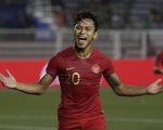 Thắng Singapore, U22 Indonesia sẵn sàng đấu U22 Việt Nam