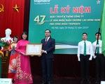 Traphaco nhận Huân chương Lao động hạng nhất và giải thưởng Doanh nghiệp bền vững