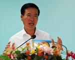 Ông Võ Văn Thưởng: Đeo bám để các cơ quan có thẩm quyền giải quyết cho dân