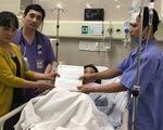 Lãnh đạo bệnh viện bảo lãnh, nữ bệnh nhân 32 tuổi nguy kịch được cứu sống