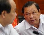 Ông Nguyễn Văn Trăm thôi làm chủ tịch Bình Phước