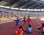 Sân thi đấu điền kinh đẹp