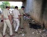 Bắt 4 người nghi cưỡng hiếp, đốt xác nữ bác sĩ trẻ