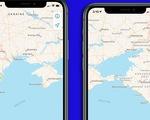 Đánh dấu Crimea thuộc Nga, Apple muốn lấn sân sang chính trị?