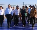 Chủ tịch Quốc hội thăm vùng nuôi cá tra công nghệ cao lớn nhất An Giang