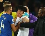 Son Heung Min khóc nức nở sau cú vào bóng khiến cầu thủ Everton gãy chân