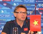 HLV Philippe Troussier: 'U19 Việt Nam đủ sức đá sòng phẳng với Hàn Quốc, Nhật Bản'