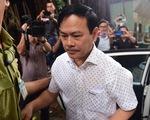 Sáng nay 6-11, ông Nguyễn Hữu Linh hầu tòa phúc thẩm