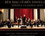 Toyota Classics 2019: Nuôi dưỡng đam mê cho tài năng trẻ âm nhạc Việt Nam