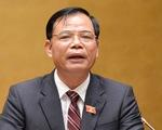 Bộ trưởng Nguyễn Xuân Cường cam kết Tết không thiếu thực phẩm