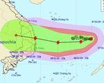 Bão số 6 đang tiến vào Nam Trung Bộ, một bão khác