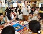 TP.HCM kiến nghị điều chỉnh tiêu chuẩn của giáo viên tiếng Anh tiểu học