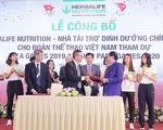 Herbalife Nutrition tài trợ cho vận động viên Việt Nam tham dự SEA Games 2019 và ASEAN Para Games 20