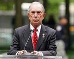 Tỉ phú Bloomberg quyết thắng tỉ phú Trump trên đường đua tổng thống