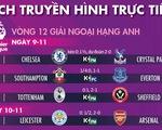 Lịch trực tiếp, kèo nhà cái, dự đoán kết quả bóng đá châu Âu 9 và 10-11