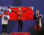 SEA Games 30: Đoàn thể thao Việt Nam giành HCV thứ 5