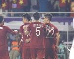 Xếp hạng bảng B: U22 Việt Nam