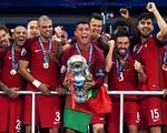 Ronaldo cùng tuyển Bồ Đào Nha rơi vào