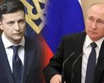 Lần đầu tiên ông Putin gặp tân tổng thống Ukraine