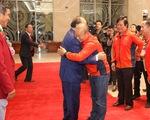 Thủ tướng đón các nhà vô địch: Đây là chiến thắng của tinh thần Việt Nam