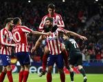 Atletico Madrid đáp 'tàu muộn' vào vòng 16 đội Champions League