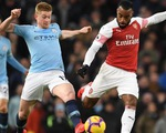 Dự đoán vòng 17 Premier League: Man City thắng dễ trước Arsenal
