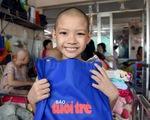425 suất quà 'Ước mơ của Thúy' đến với bệnh nhi ung thư ở TP.HCM