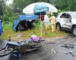 Tai nạn liên hoàn, anh em sinh đôi thương vong khi chưa kịp đến lớp học