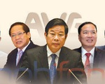 Ngày mai các ông Nguyễn Bắc Son, Trương Minh Tuấn hầu tòa trong vụ án
