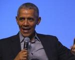 Cựu tổng thống Obama: Phụ nữ giỏi hơn đàn ông!
